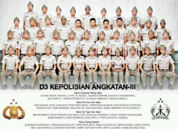 D3 Kepolisian dari Masa ke Masa