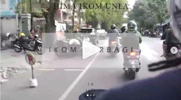 Video Hima Ilkom Unla : Ilkom Berbagi