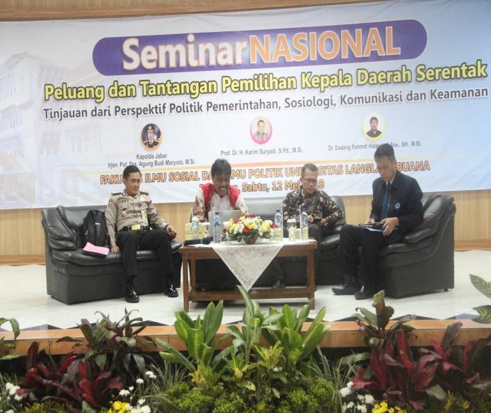 Seminar Nasional Peluang dan Tantangan