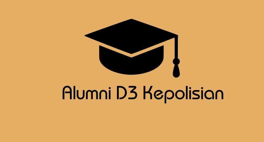 Alumni D3 Kepolisian 2018