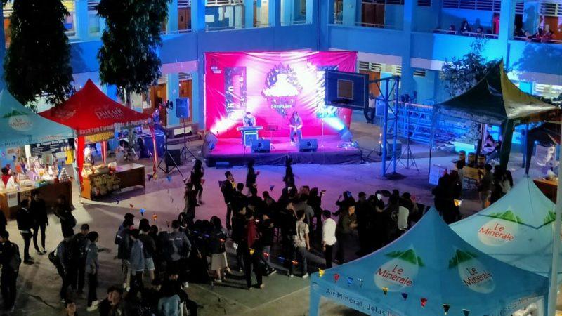 Sukses Bikin Gebrakan, 700 Siswa Antusias Ikuti D3 Kepolisian Expo