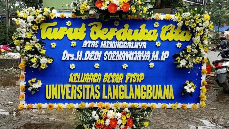 Berita Duka, Kombes Pol Purn Dedi Sumawijaya, Drs., M.IP Berpulang